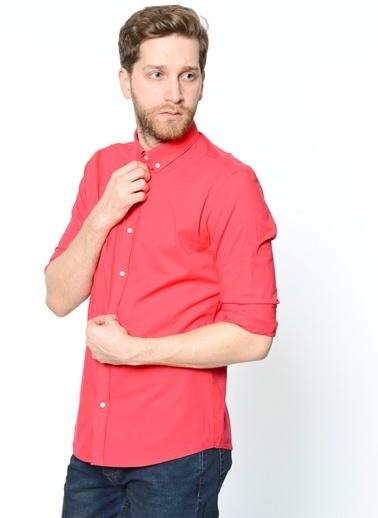 Lee Cooper Gömlek Pembe